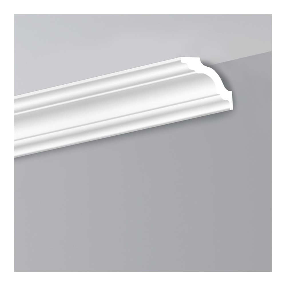 Decorint LD80C Cornice in Polistirolo