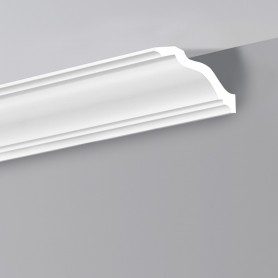 Decorint LD130L Cornice in Polistirene