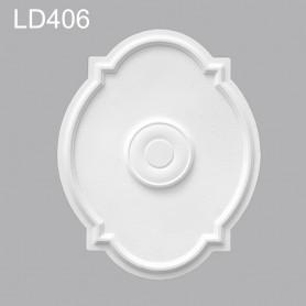 Rosone in polistirolo LD406