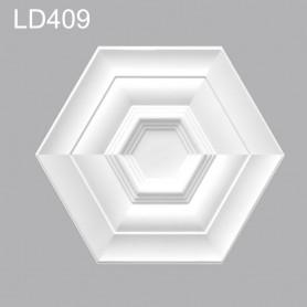 Rosone in polistirolo LD409