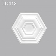 Rosone in polistirolo LD412