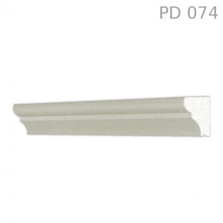 Cornice in polistirolo rivestito PD074