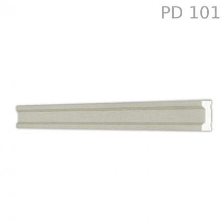 Cornice in polistirolo rivestito PD101