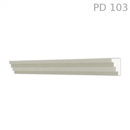 Cornice in polistirolo rivestito PD103