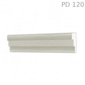 Cornice in polistirolo rivestito PD120