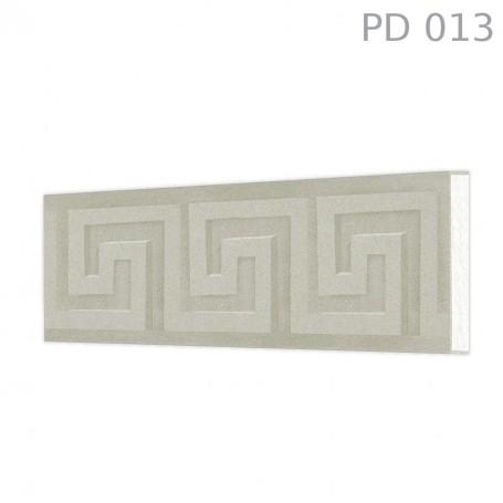 Fascia in polistirolo rivestito PD013