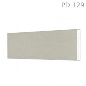 Fascia in polistirolo rivestito PD129