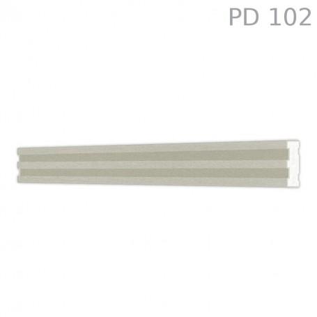 Lesena in polistirolo rivestito PD102