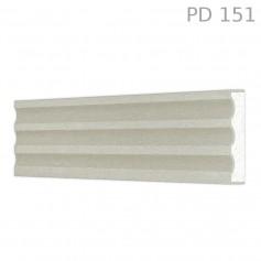 Lesena in polistirolo rivestito PD151