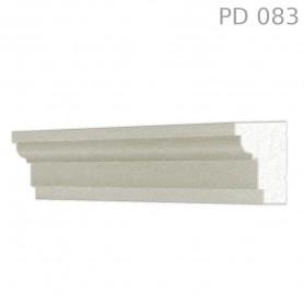 Marcapiano in polistirolo rivestito PD083