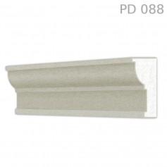 Marcapiano in polistirolo rivestito PD088