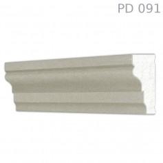 Marcapiano in polistirolo rivestito PD091