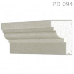 Marcapiano in polistirolo rivestito PD094