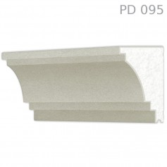 Marcapiano in polistirolo rivestito PD095