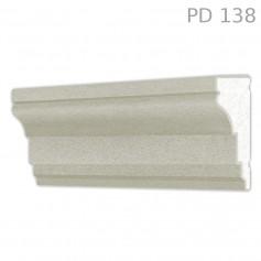 Marcapiano in polistirolo rivestito PD138