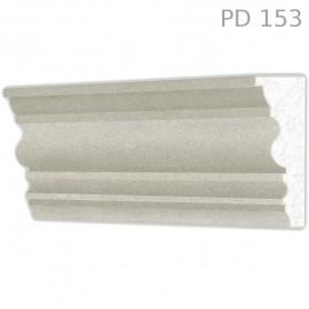 Marcapiano in polistirolo rivestito PD153