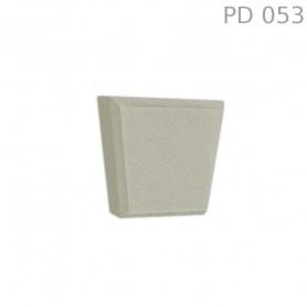 Chiave centrale in polistirolo rivestito PD053