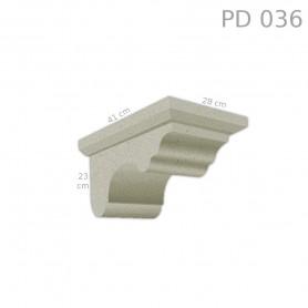 Supporto in PSE rivestito PD028