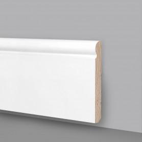 Battiscopa legno laccato bianco MA6935