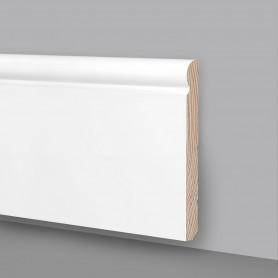 Battiscopa legno laccato bianco MA6936