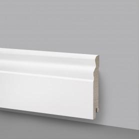 Battiscopa legno rivestito L6018