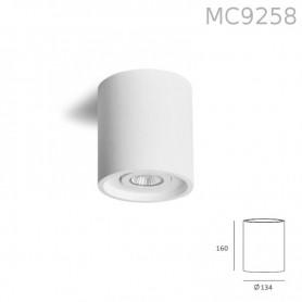 Faretto in Gesso MC9258