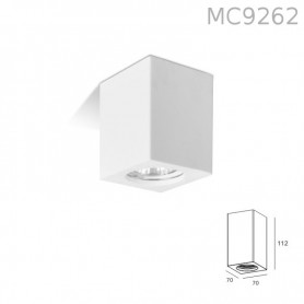 Faretto in Gesso MC9262