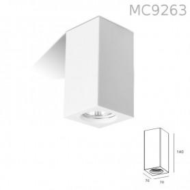 Faretto in Gesso MC9263