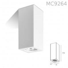 Faretto in Gesso MC9264