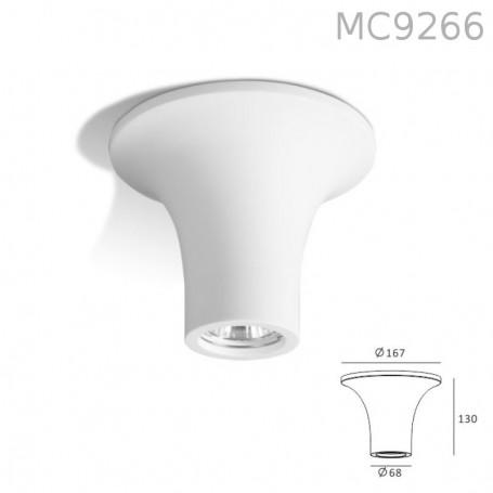 Faretto in Gesso MC9266
