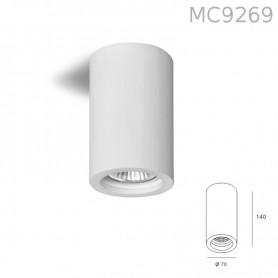 Faretto in Gesso MC9269