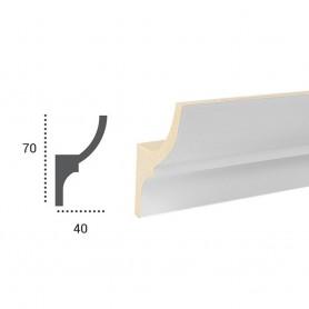 Cornice alloggio LED KF701