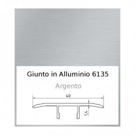 Giunto di transizione in Alluminio 6135