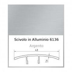 Scivolo in Alluminio 6136