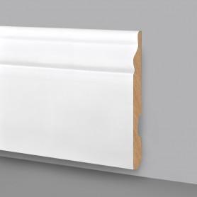 Battiscopa MDF laccato bianco 6007/133