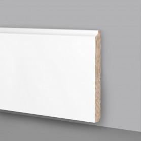 Battiscopa legno laccato bianco MA6925