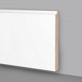 Battiscopa legno laccato bianco MA6926