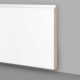 Battiscopa legno laccato bianco MA6927