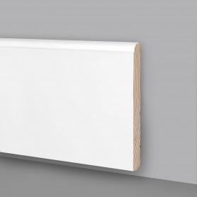 Battiscopa legno laccato bianco MA6929