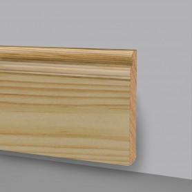 Battiscopa legno grezzo 6737GR