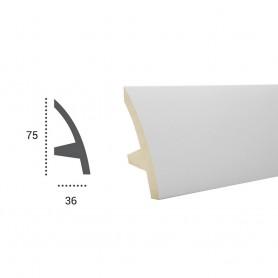 Cornice alloggio LED KF502