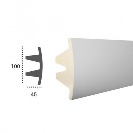 Cornice alloggio LED KF503