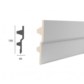 Cornice alloggio LED KF709