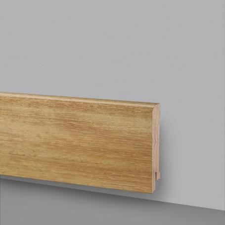 Battiscopa legno rivestito L6243i