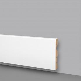 Battiscopa MDF laccato bianco 6275LB